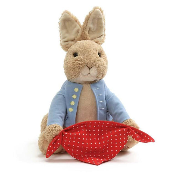 GUND Animated Peek-a-Boo Peter Rabbit 10