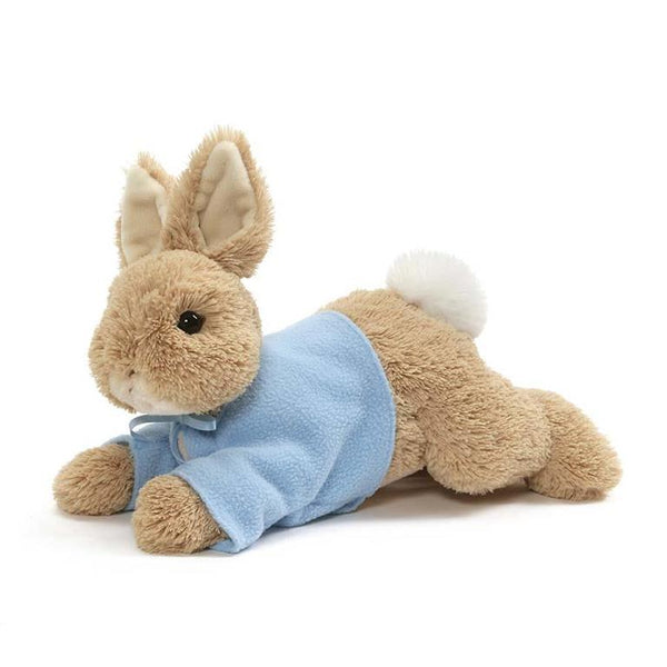 GUND Peter Rabbit Laying Down 12""