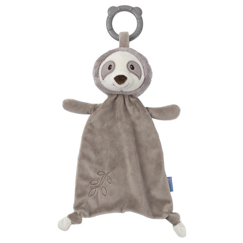 babyGUND Toothpick Teether Lovey Reese Sloth