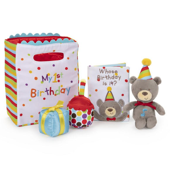 babyGUND My First Birthday Playset 8