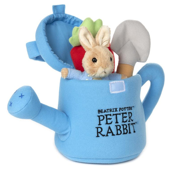 GUND Peter Rabbit Easter Basket Playset 7