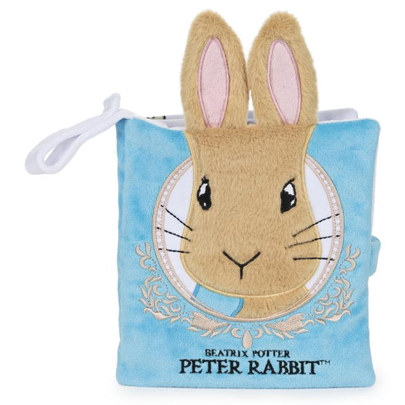 babyGUND Peter Rabbit Soft Book