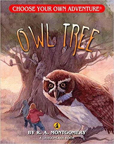 Choose Your Own Adventure Dragonlark Series: Owl Tree