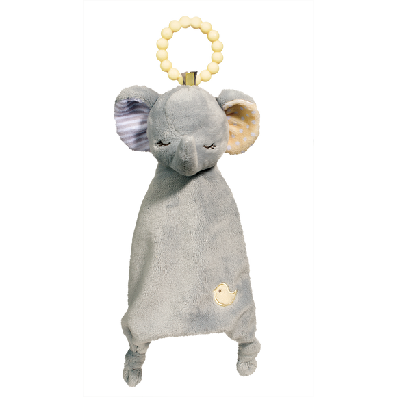 Douglas Baby Teether Joey Gray Elephant 10