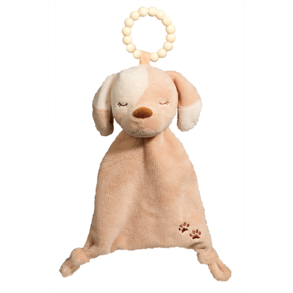 Douglas Baby Tan Puppy Lil' Sshlumpie Teether