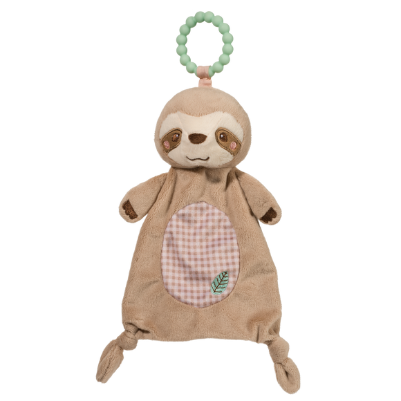 Douglas Baby Stanley Sloth Lil' Sshlumpie Teether 10
