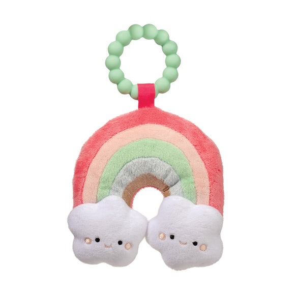 Douglas Baby Teether Rainbow 5.5