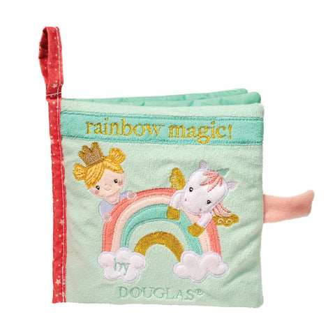 Douglas Baby Rainbow Magic Soft Activity Book
