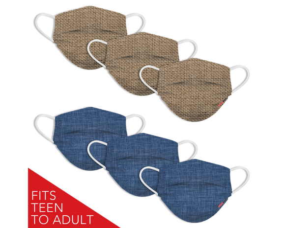 Watchitude Face Masks - Teen/Adult