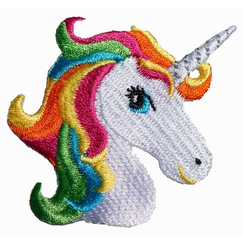 No Slippy Hair Clippy Harlow Colorful Unicorn