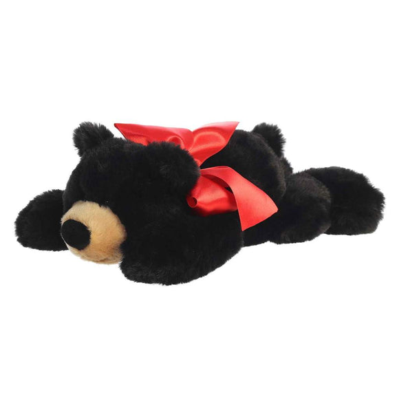 Aurora Hugga-Wug Bow Bear Black 12