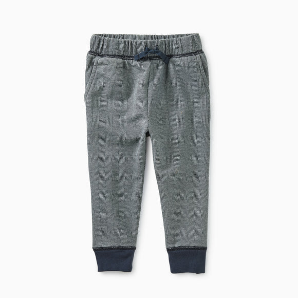 Tea Collection Patterned Baby Joggers Heritage Herringbone