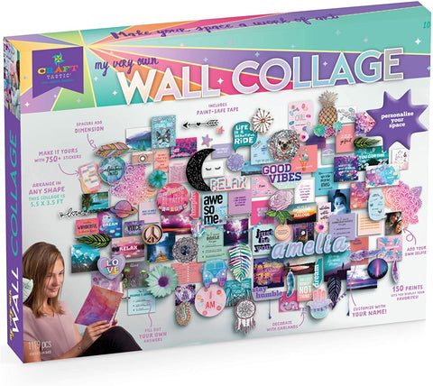 Craft-tastic Wall Collage Kit