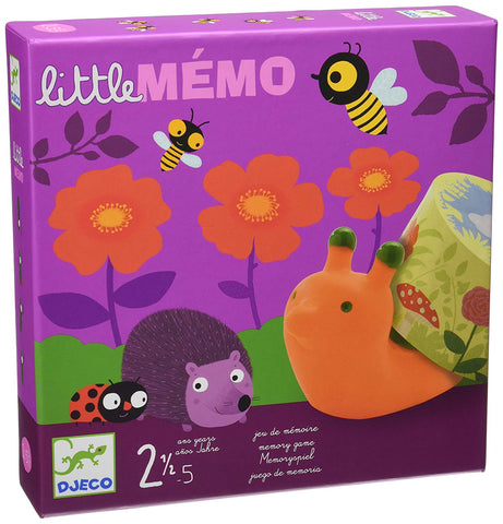 Djeco Little Game -  Little Memo