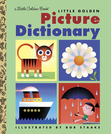 Little Golden Books - Picture Dictionary
