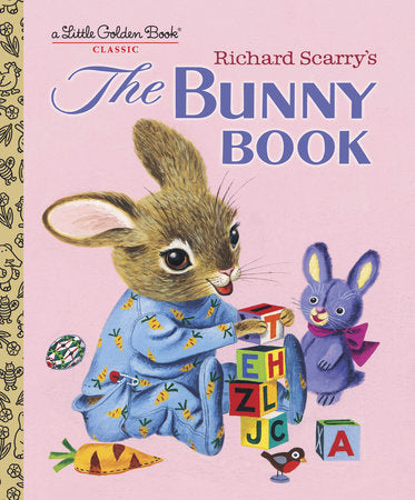 Little Golden Books - Richard Scarry's The Bunny Book