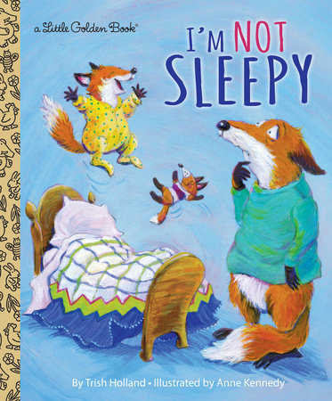 Little Golden Books - I'm Not Sleepy