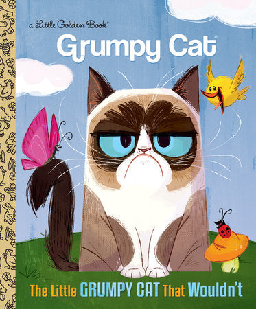 Little Golden Books - Grumpy Cat
