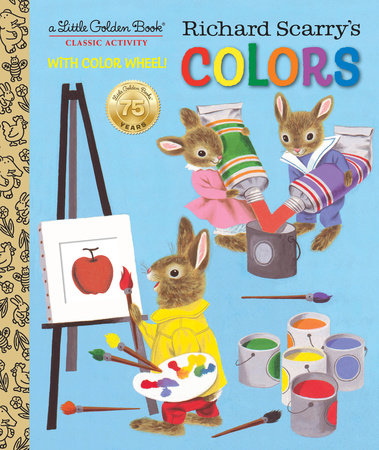 Little Golden Books - Richard Scarry's Colors