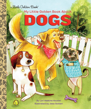 Little Golden Books - My Little Golden Book About Dogs