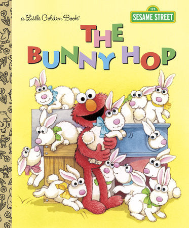 Little Golden Books - The Bunny Hop
