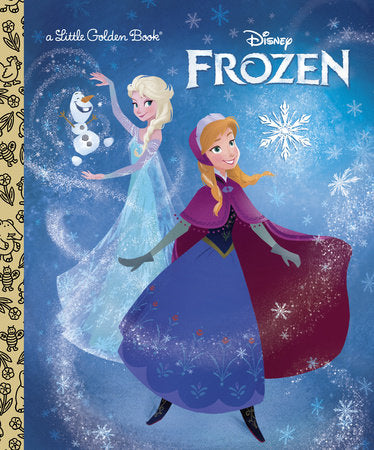 Little Golden Books - Disney's Frozen