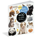 Eye Like Stickers: Baby Animals