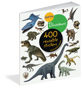 Eye Like Stickers: Dinosaurs