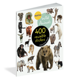 Eye Like Stickers: Wild Animals