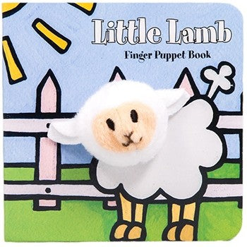 Little Lamb Finger Puppet Board Book