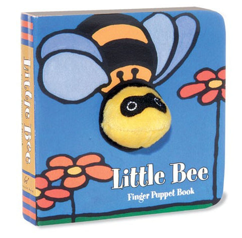 Little Bee Finger Puppet Board Book