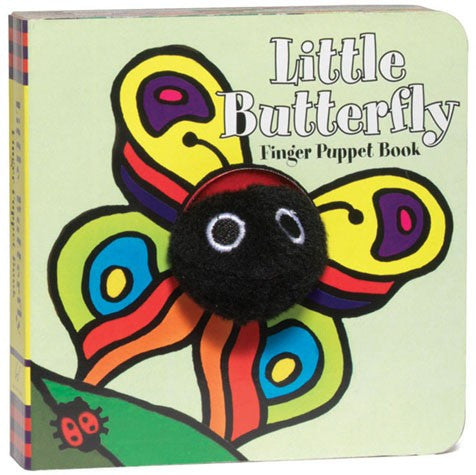 Little Butterfly Finger Puppet Board Book