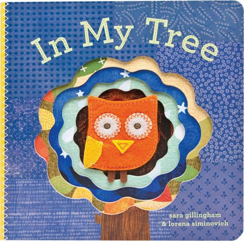In My Tree Finger Puppet Board Book