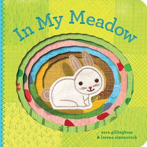 In My Meadow Finger Puppet Board Book