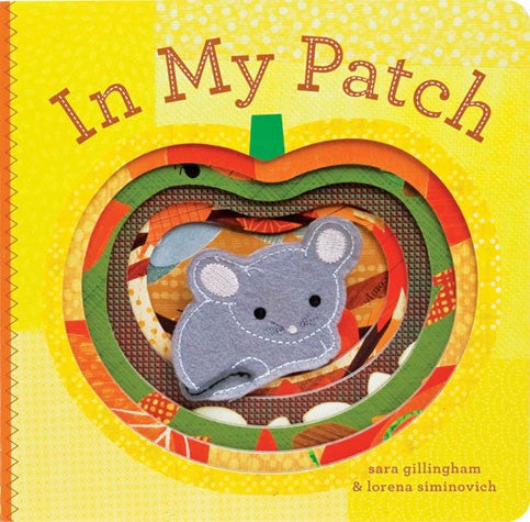 In My Patch Finger Puppet Board Book