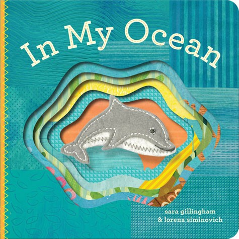 In My Ocean Finger Puppet Board Book