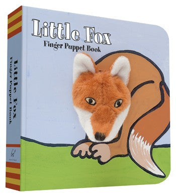 Little Fox Finger Puppet Board Book