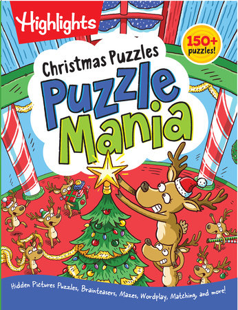 Highlights: Christmas Puzzles