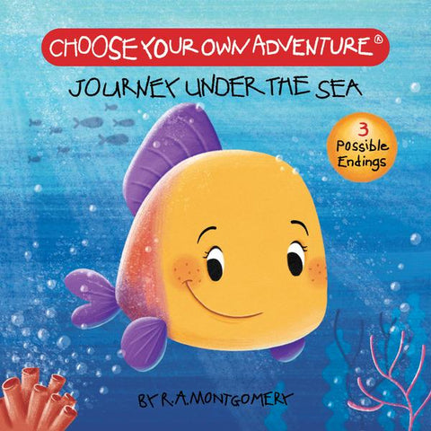 Choose Your Own Adventure Journey Under the Sea