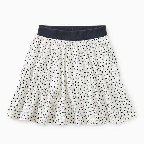 Tea Collection Printed Twirl Skort Dragonfruit