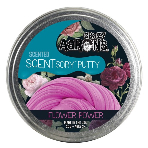 Crazy Aaron's SCENTsory™ Putty Flower Power