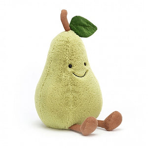 Jellycat Amuseable Pear Medium 11""