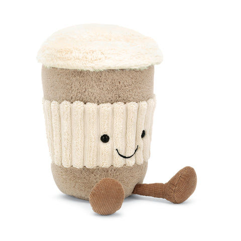By Jellycat: Amuseables Coffee-To-Go 7""