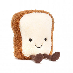 By Jellycat: Amuseables Toast Small 6""