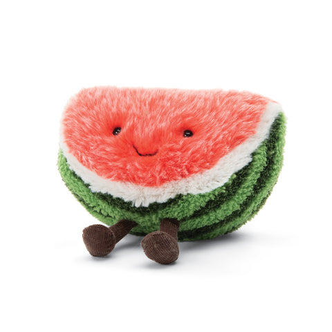 By Jellycat: Amuseable Watermelon Small 6""