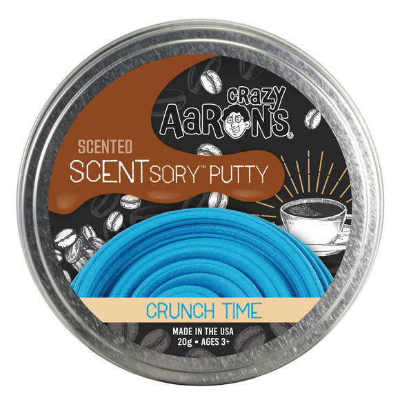 Crazy Aaron's SCENTsory™ Putty Crunch Time