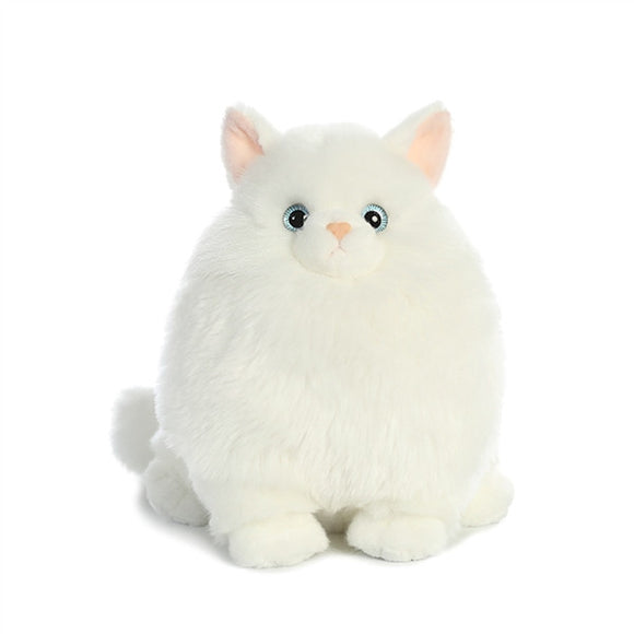 Aurora Fat Cats Marshmallow Persian 9.5