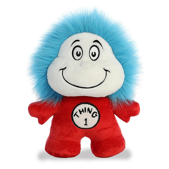 Aurora Dr. Seuss Thing Two Dood Plushie