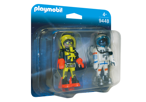 Playmobil Space: Astronauts