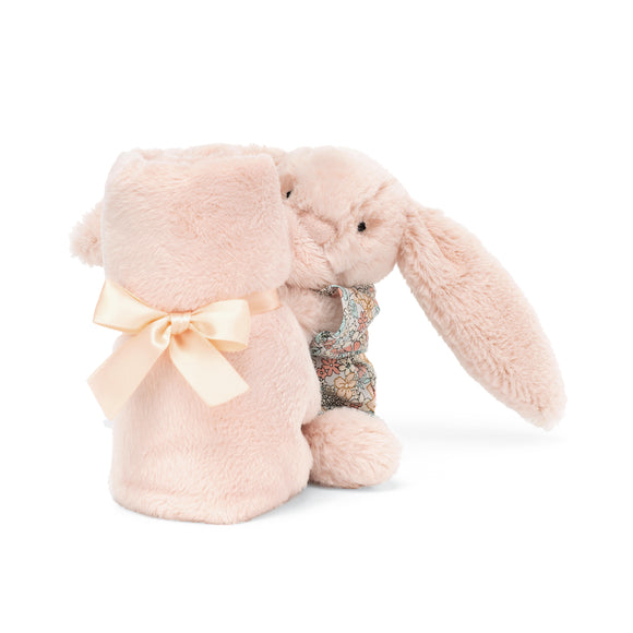 Little Jellycat Bedtime Blossom Blush Bunny Soother